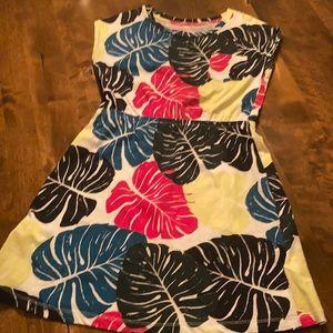 Palm Dress from Joe Fresh Girl 10-12 like NEW!